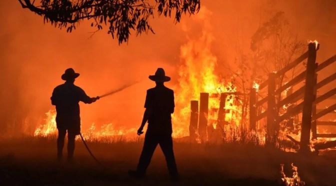 Australia: la gestión de las tierras y el saber de los aborígenes para sobrevivir a los futuros megaincendios