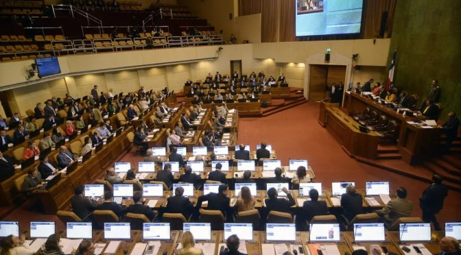 Chile: el vergonzoso remedo de Asamblea Constituyente