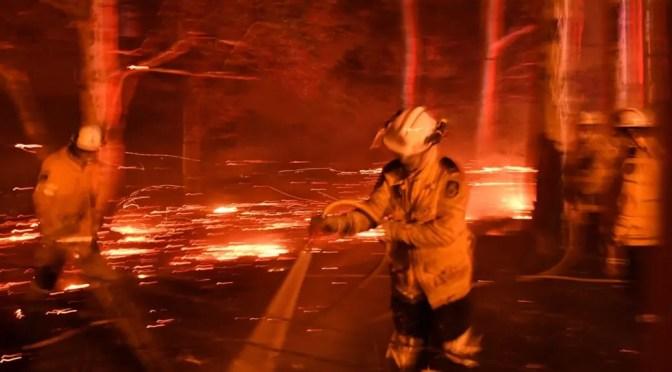 2020: un mundo en llamas