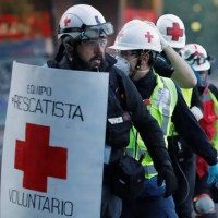 Brigadas de Salud de la Primera Línea denuncian sistemático ataque por parte de Carabineros