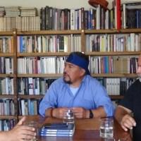 Conversaciones con Héctor Llaitul (Vocero de la CAM) y Jaime Castillo Petruzzi (Combatiente Internacionalista)