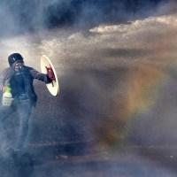Chile, escenas de la resistencia popular: el tiempo del fuego