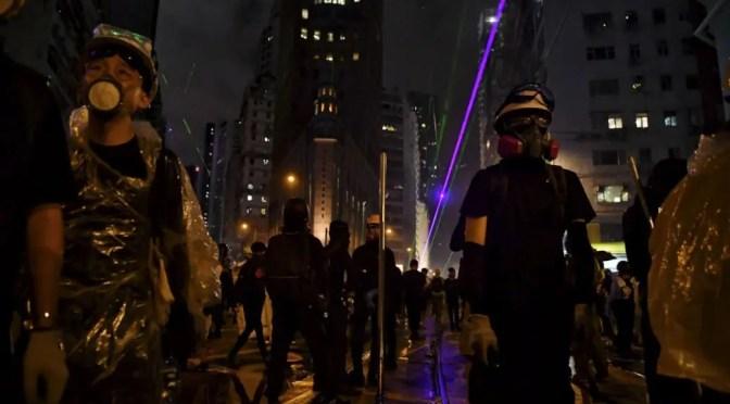 Hong Kong: Ni Washington ni Pekín, autodeterminación