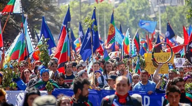 CAM denuncia intentos de forestales de dividir a los mapuche: Huilcamán entre sus sirvientes