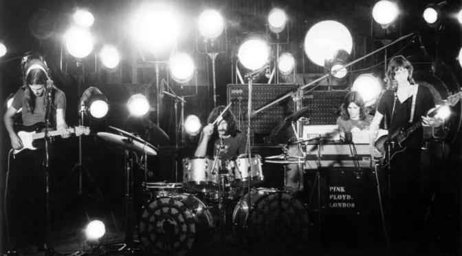 Pink Floyd en Pompeya: ecos de un tiempo lejano