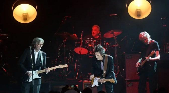 Clapton, Waters y muchos más rinden tributo a Ginger Baker: ¿el último recital antes de la peste?