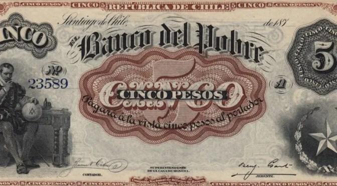 El Banco del Pobre: capitales masónicos en el Chile del siglo XIX