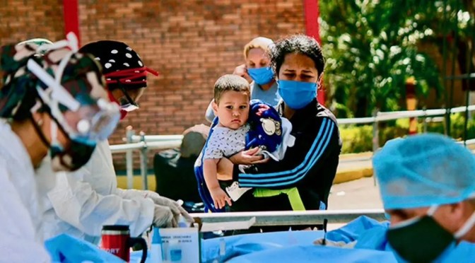 Venezuela, chavismo y coronavirus