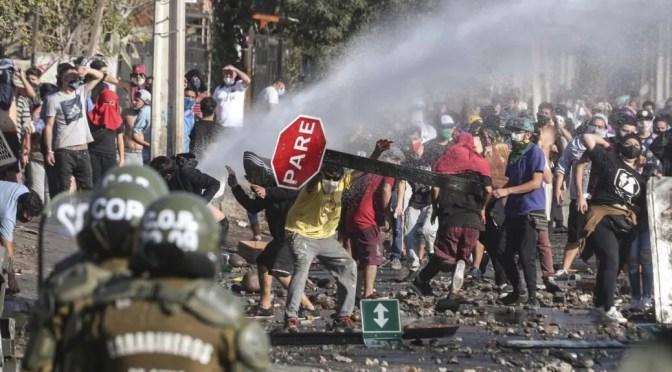 Contra la miseria y la represión del régimen: a organizar la rebelión del hambre
