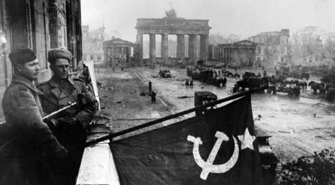 75 años desde el fin de la Segunda Guerra Mundial