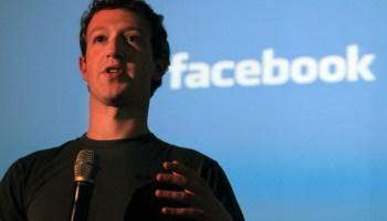 Marck Zuckerberg. Fuente: SiliconBeat