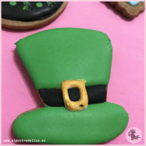 Galletas decoradas de Irlanda