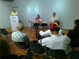 Presentación de los libros: En tu presencia, de Fedry Yendez (poemario), Los cuentos mágicos de Chloé, de Lusete Alves