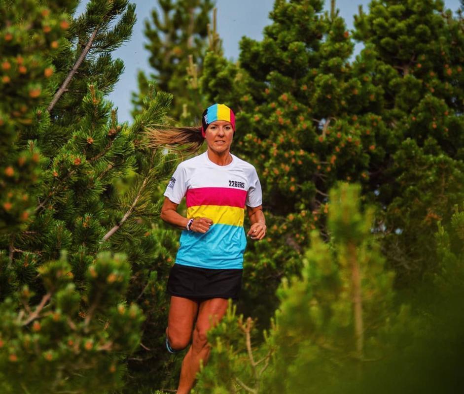 Sabrina Solana s'enfrentarà als pics de 2900m d'Andorra d'una tirada