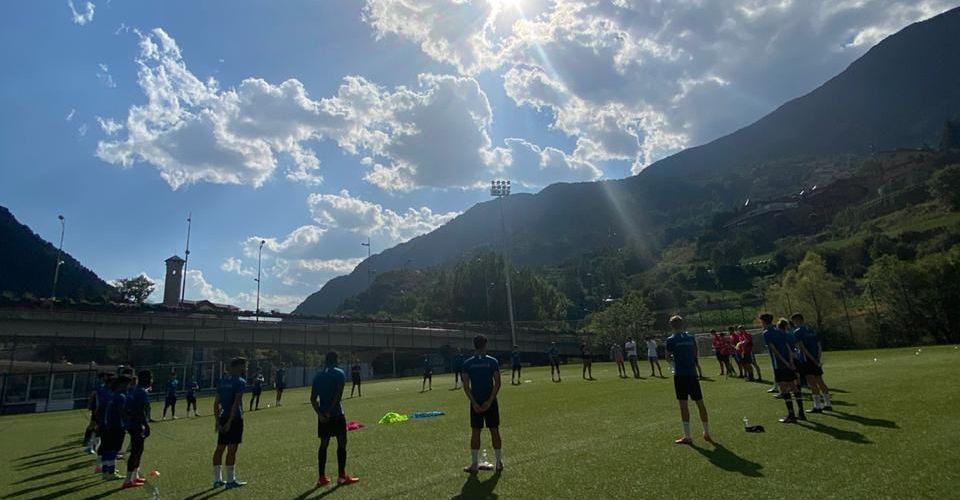 Cinc jugadors del draft estaran a l'òrbita del FC Andorra