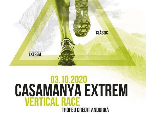 Divendres 25 de setembre tanca inscripcions la Casamanya Extrem 2020