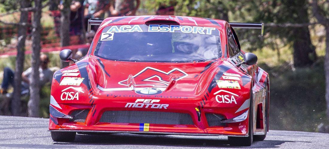 Raul Ferré (Speed Car) disputarà la Course de Côte Bagnols-Sabran