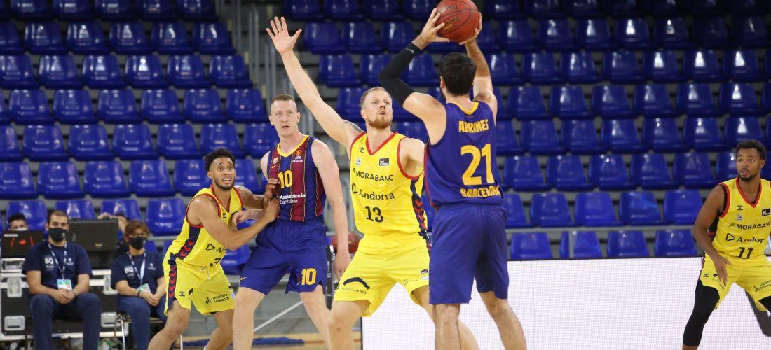 La Lliga Catalana passa factura al Morabanc Andorra