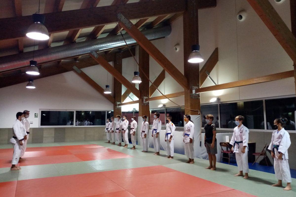 El judo andorrà reprèn els entrenaments federatius setmanals