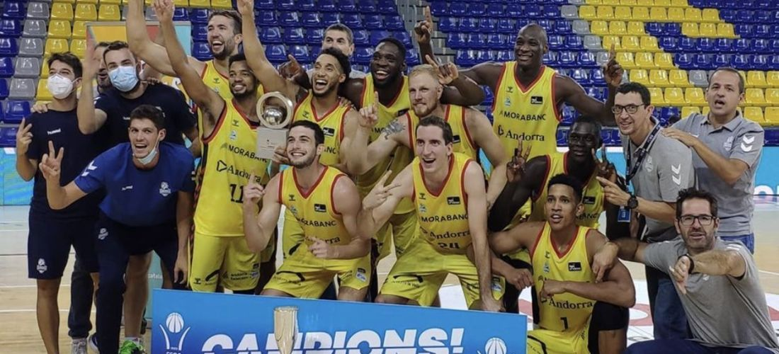 Campions de la Lliga Catalana !!