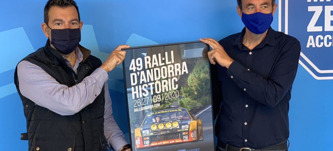 Presentat el Ralli d'Andorra d'històrics
