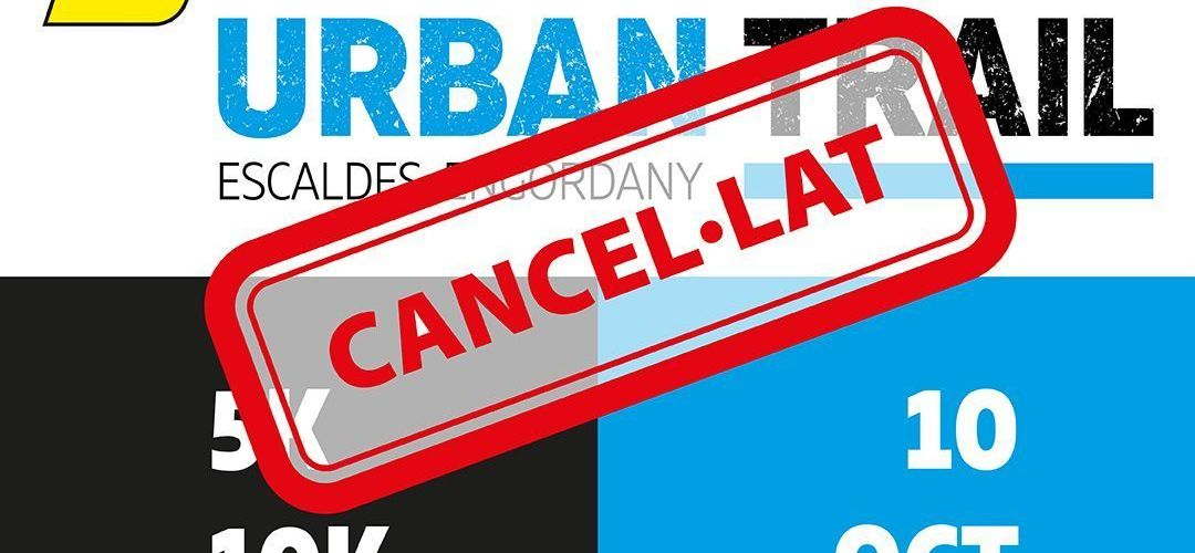 Cancel·lada la Jorma Urban Trail