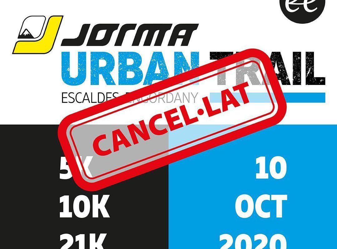 Cancel·lada la Jorma Urban Trail