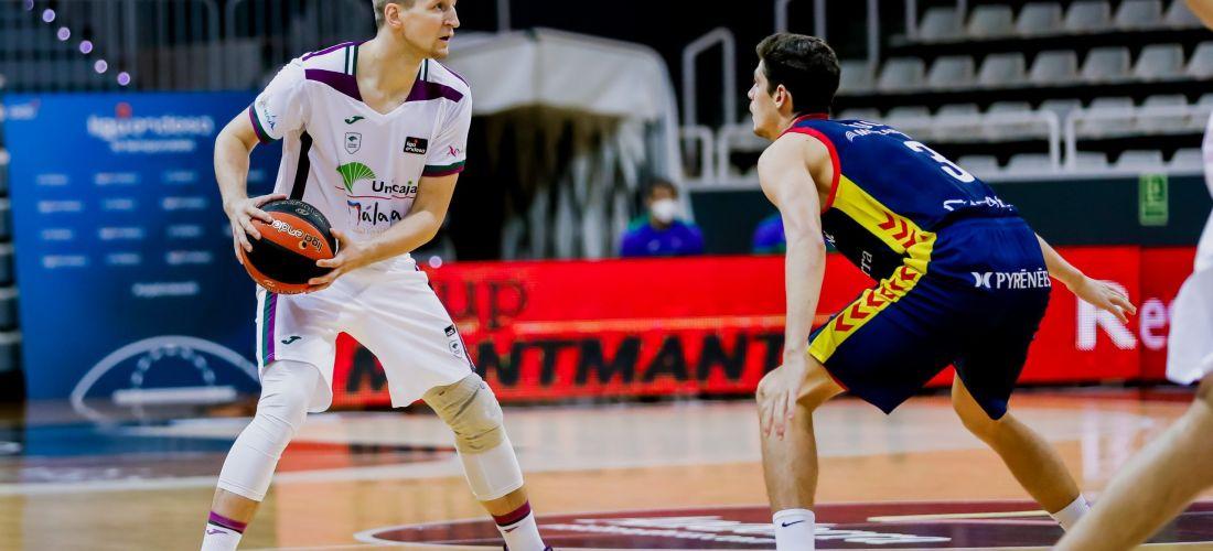El Morabanc Andorra cau 78-81 davant Unicaja