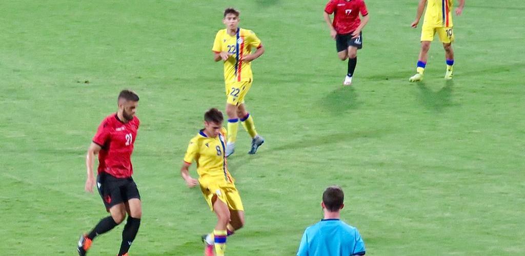 La sub21 acaba perdent amb Albània 3-1 després d'avançar-se 0-1