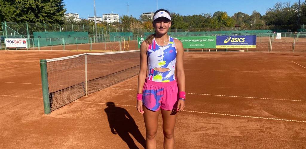 Victòria Jiménez Kasintseva passa la primera ronda de l'ITF de Plovdiv a Bulgaria