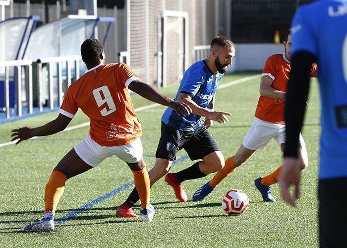 Inter Escaldes, primer líder de la Lliga Multisegur 2020-21