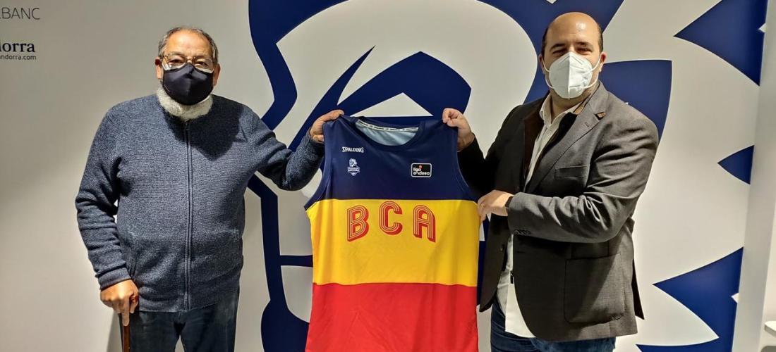 El Morabanc Andorra reconeix Manel Fernández