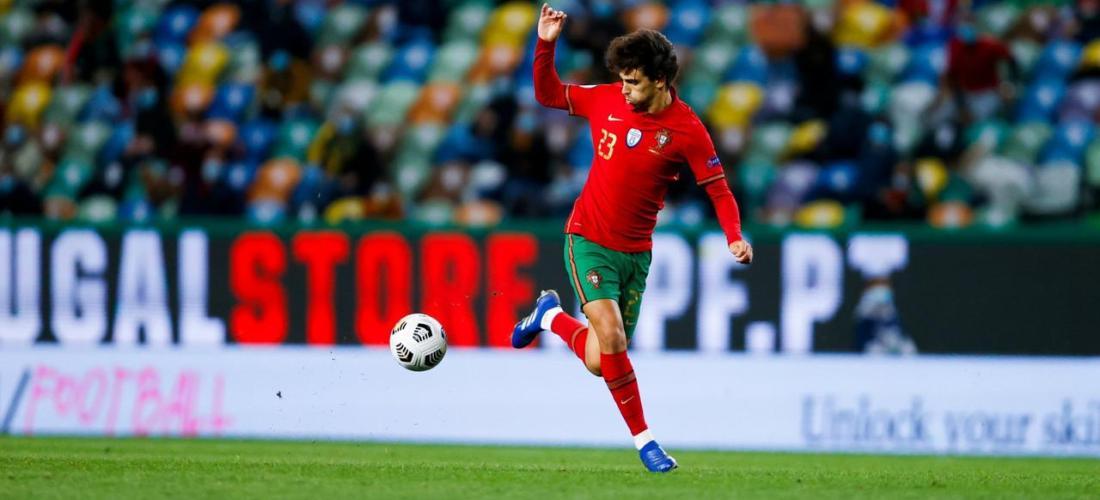 Andorra no pot evitar la golejada i cau davant Portugal 7-0