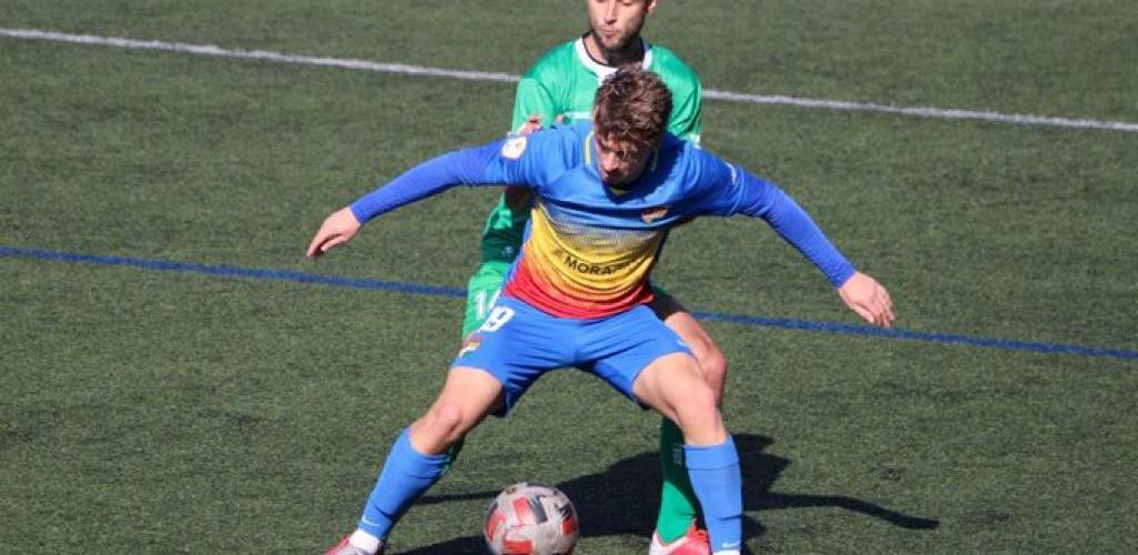 L'FC Andorra suma un punt a Cornellà