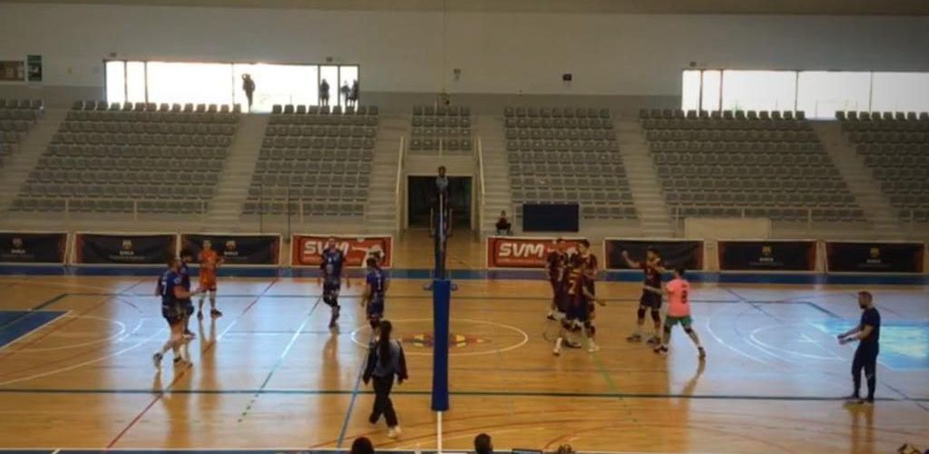 El CV Encamp cau contra el Barça 3-0