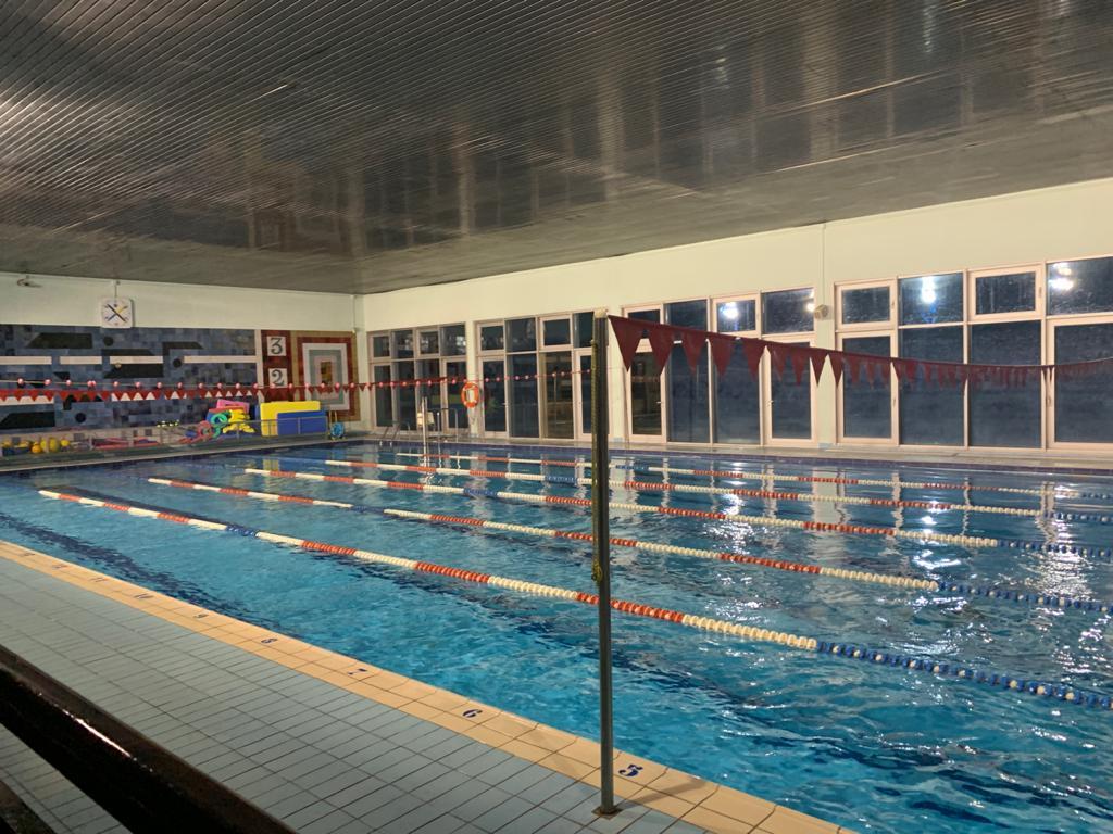 La piscina de Sant Ermengol acollirà la primera competició de natació post Covid19