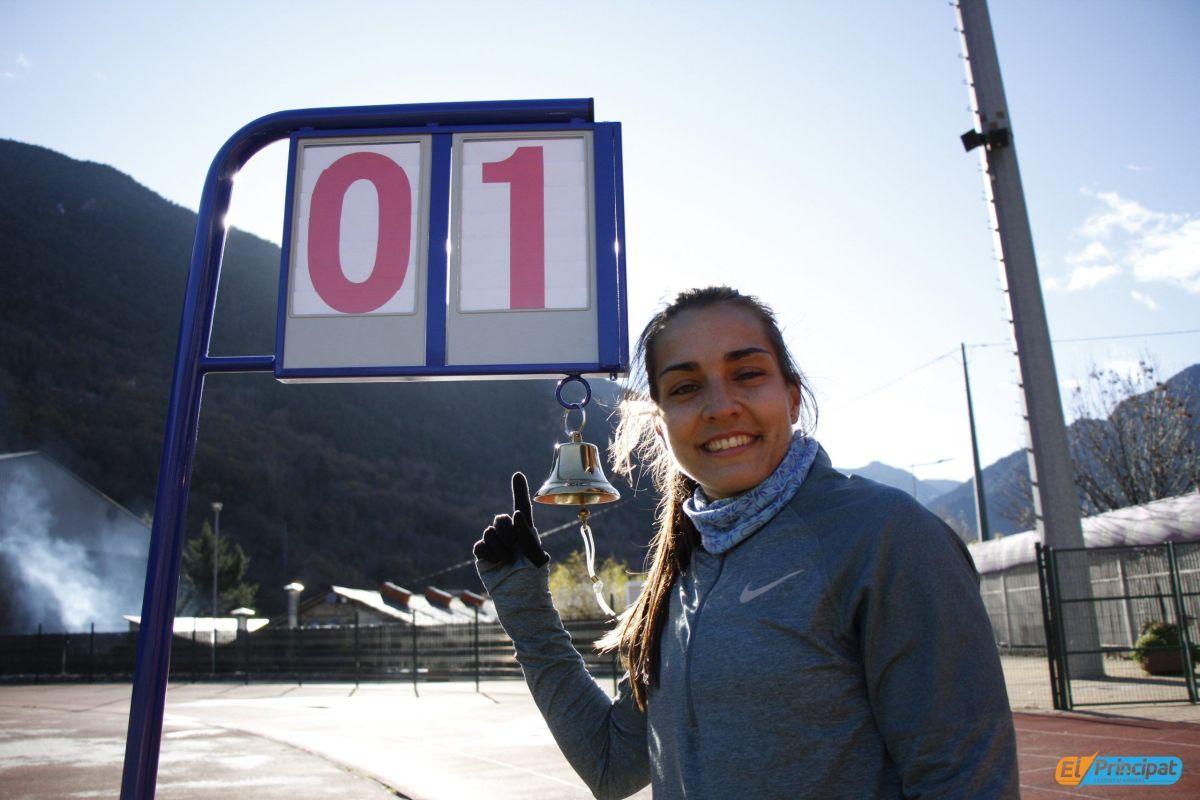 Mourelo i Sanza, campions d'Andorra dels 10k