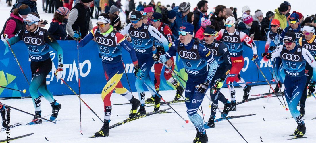 Nou èxit d'Irineu Esteve acabant 10è en els 15k del Tour de Ski
