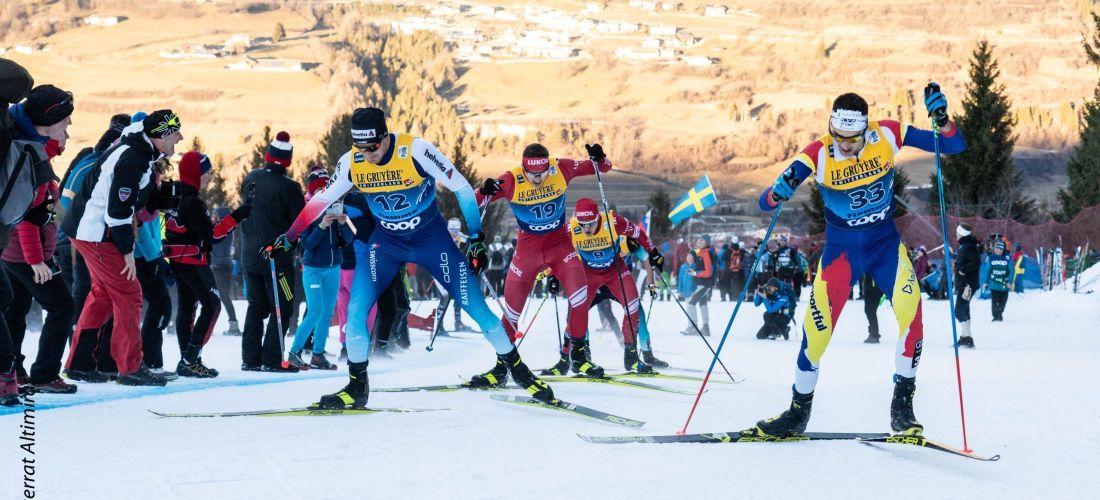 Iri Esteve és 36è a la quarta jornada del Tour de Ski