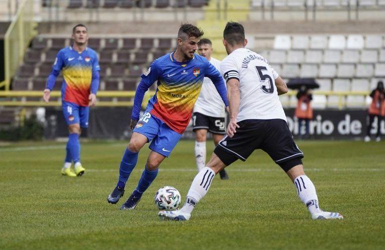 Isma Cerro es desvincula de l'FC Andorra