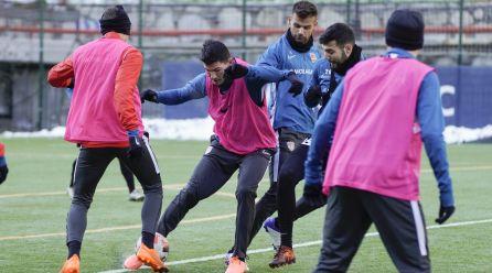 L'inici d'any per l'FC Andorra, exigent