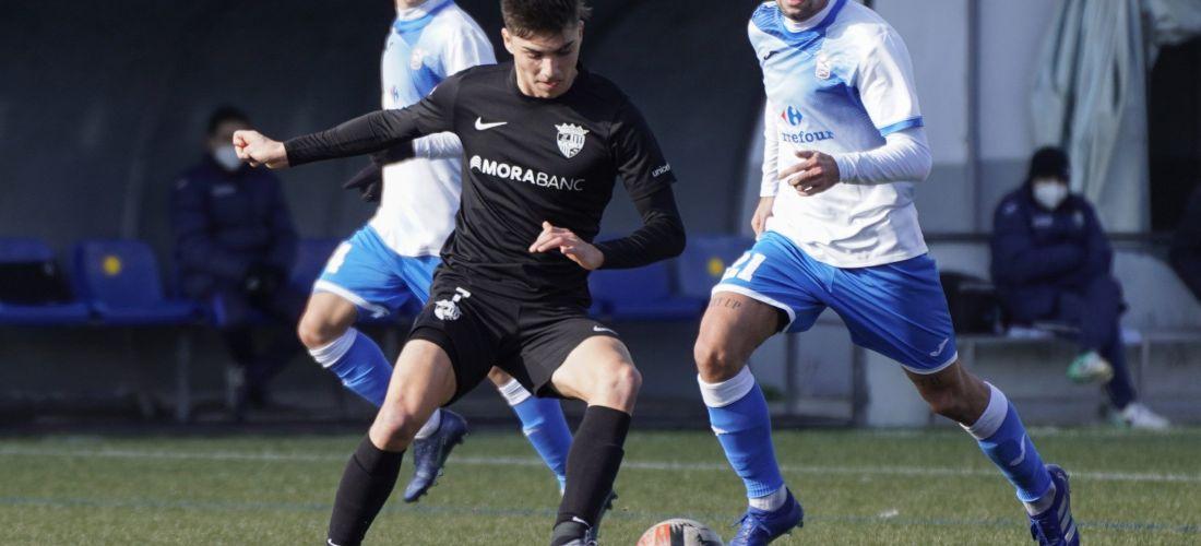 Derrota 1-0 de l'FC Andorra en el camp del Prat