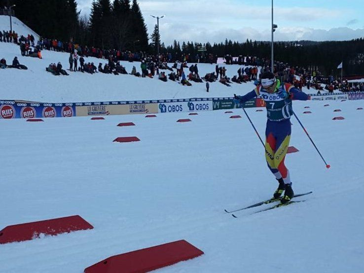 Iri Esteve acaba 22è el Tour de Ski