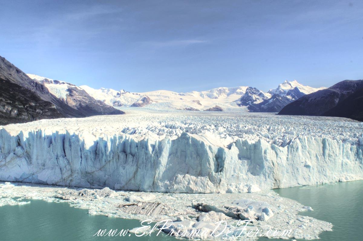 Glaciar Perito Moreno - Calafate - Argentina