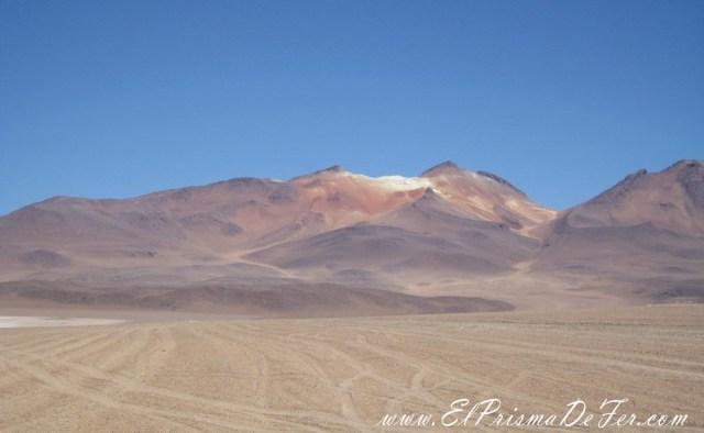 Desierto de Dalí - Salar de Uyuni - Bolivia