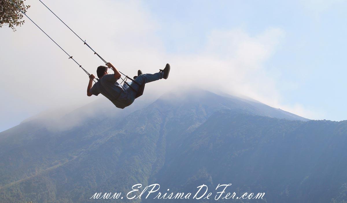 Que hacer en Baños de Agua Santa, Ecuador