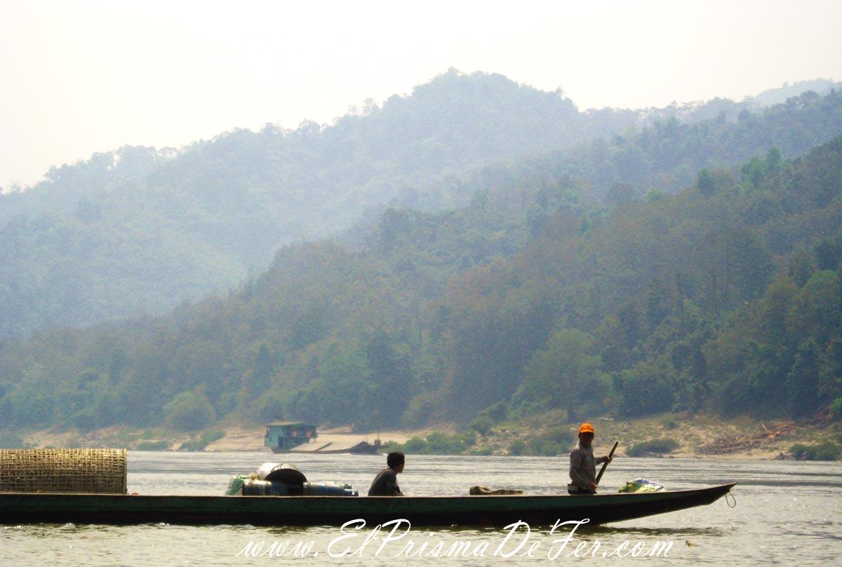 Río Mekong - Laos