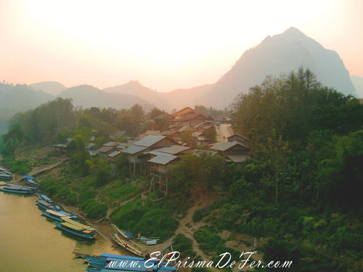 Muang Ngoi - Laos