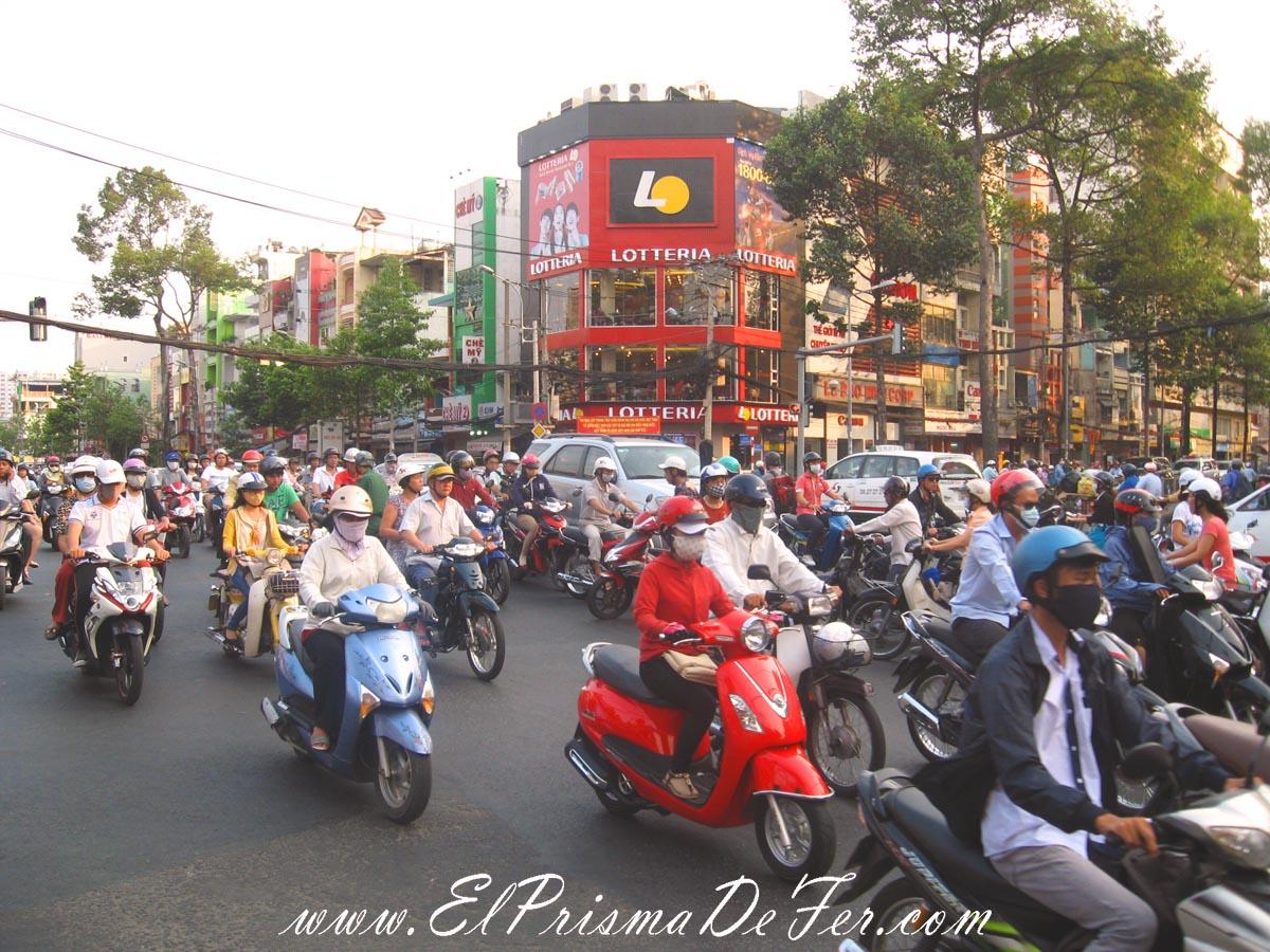 Ho Chi Min -Vietnam