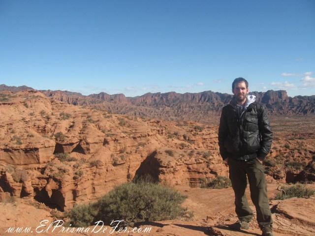 Vistas al Parque Nacional